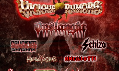metalcamp sicily 2015