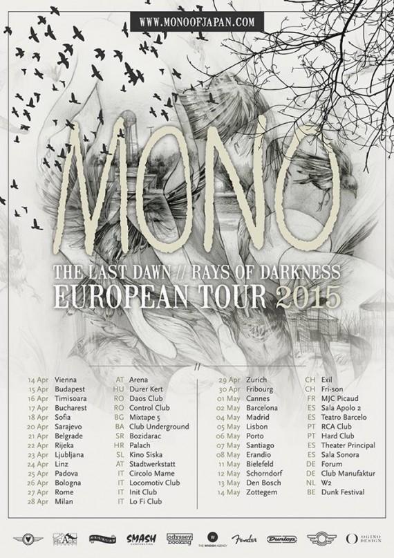 mono - tour - 2015