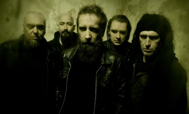 paradise lost - band - 2015
