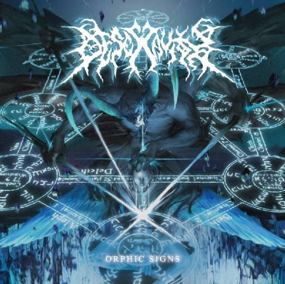 DESECRAVITY - Orphic Signs - 2014