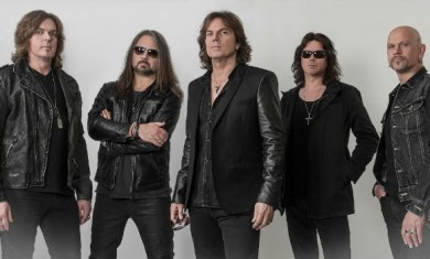 Europe - Band - 2015