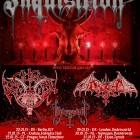 Inquisition + Archgoat + Ondskapt