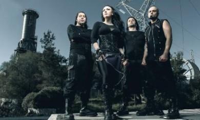 Jaded Star - band - 2015