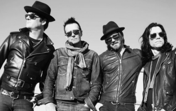 SCOTT WEILAND AND THE WILDABOUTS - band - 2015