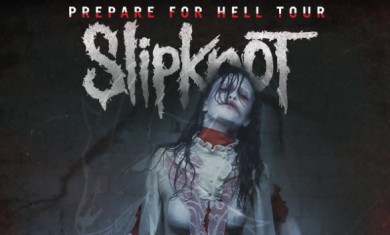 Slipknot - Copenhagen Forum - 12-02-2015