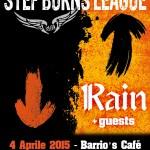 STEF BURNS: data Live al Barrio's di Milano