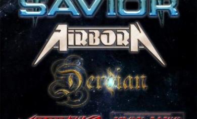 airborn iron savior - locandina - 2015