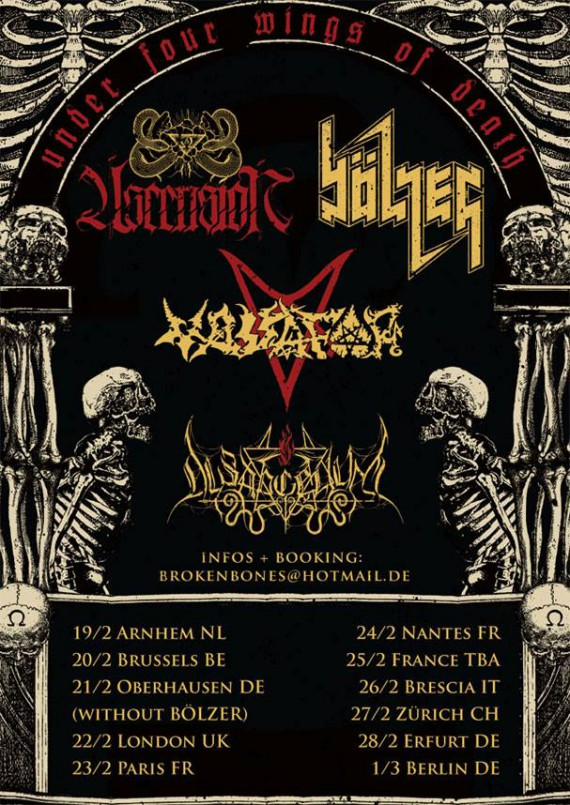 bolzer - ascension - tour 2015