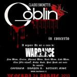CLAUDIO SIMONETTI'S GOBLIN: in concerto a Firenze ad aprile