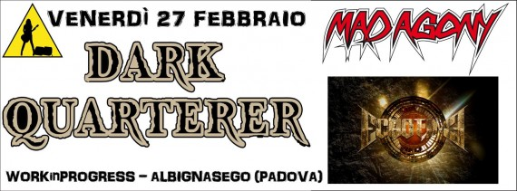 dark quarterer - albignasego - 2015