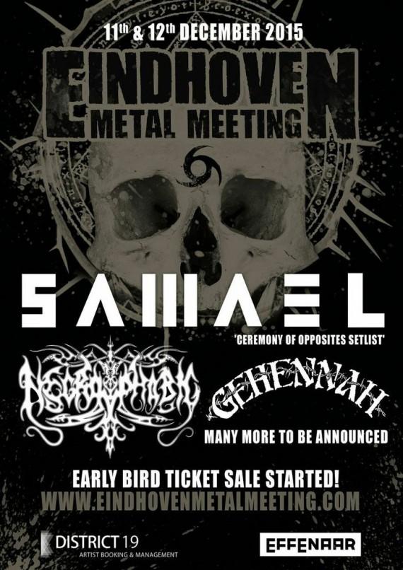 eindhoven metal meeting locandina 1 2015