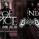 HOUR OF PENANCE: il 20 marzo a Padova