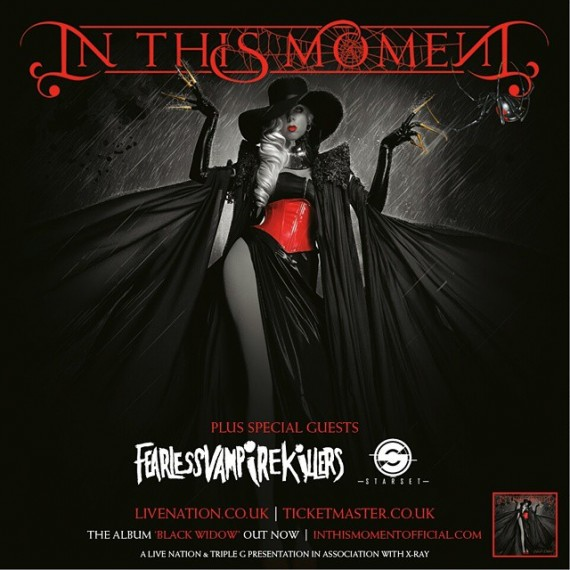 in this moment live milano