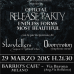 NIGHTWISH: release party ufficiale a Milano