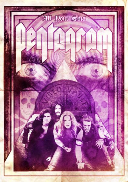 pentagram - all your sins - 2015