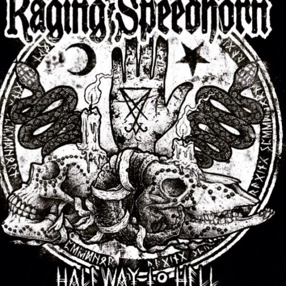 raging speedhorn - Halfway To Hell - 2015