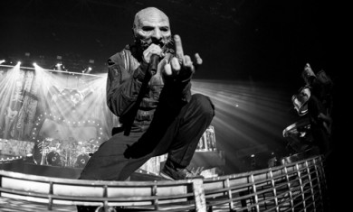 slipknot - live at mediolanum forum - 2015