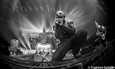 Slipknot - MediaolanumForum Assago - 2015