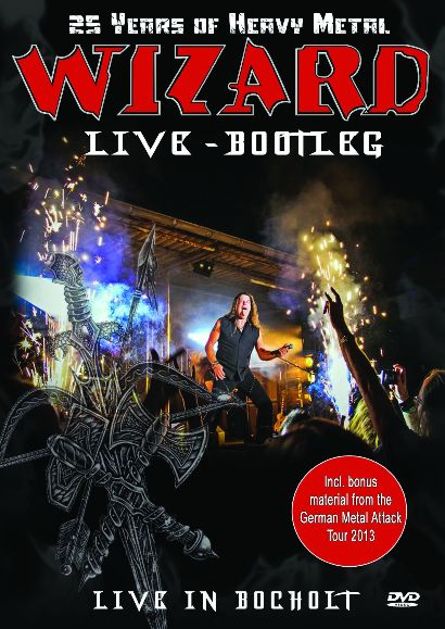 wizard - 25 Years Of Heavy Metal - Live In Bocholt - 2015
