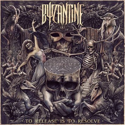 Byzantine - To Release Is To Resolve - 2015