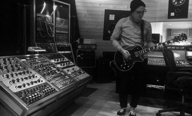 Deafheaven - studio - 2015