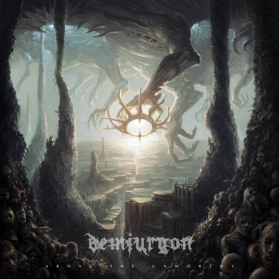 Demiurgon - Above The Unworthy - 2015