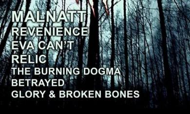 Spring Of Darkness Metal Fest locandina 2015