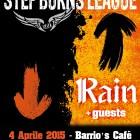 STEF BURNS LEAGUE + RAIN: biglietti omaggio