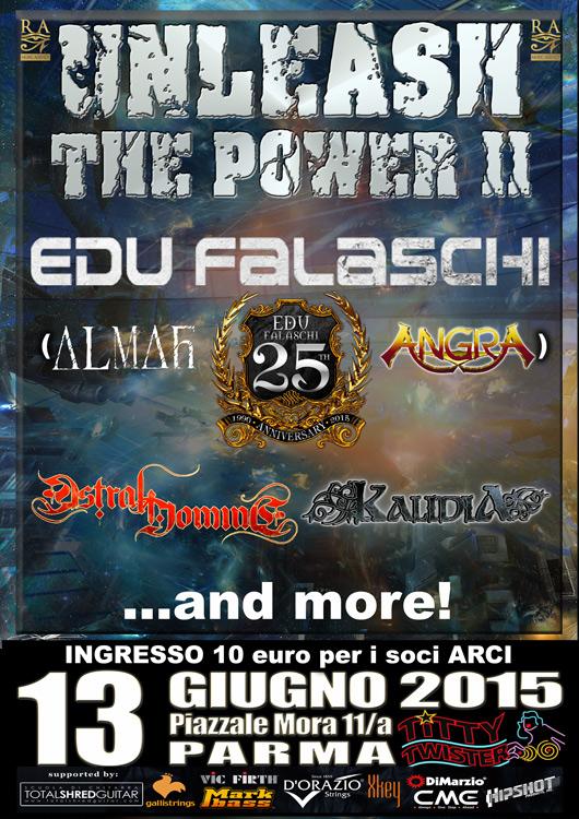 Unleash the power II - 2015