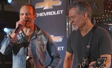 Van Halen - Jimmy Kimmel Live - 2015