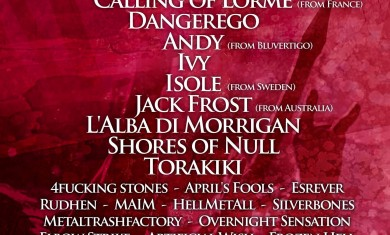 Voices From The Underground Festival 2015