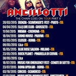 ANCILLOTTI: presto di nuovo in tour