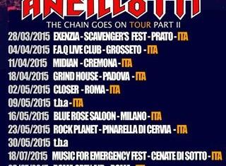 ancillotti - tour pt 2 - 2015