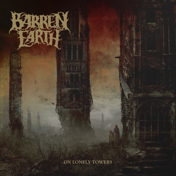 barren earth - on lonely towers - 2015