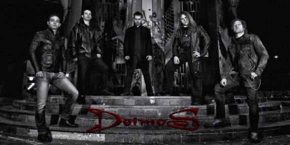 deimos - band - 2015