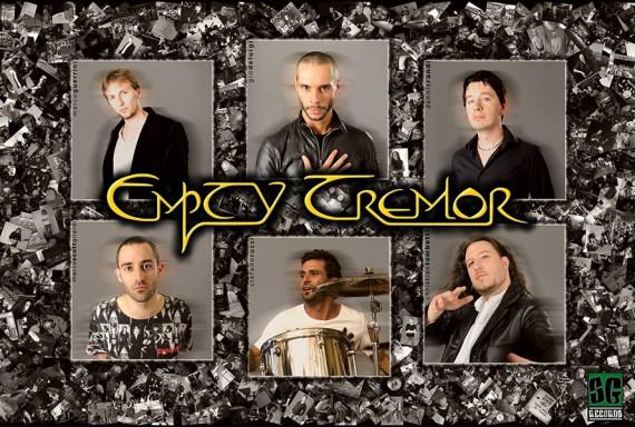 empty tremor - band - 2015