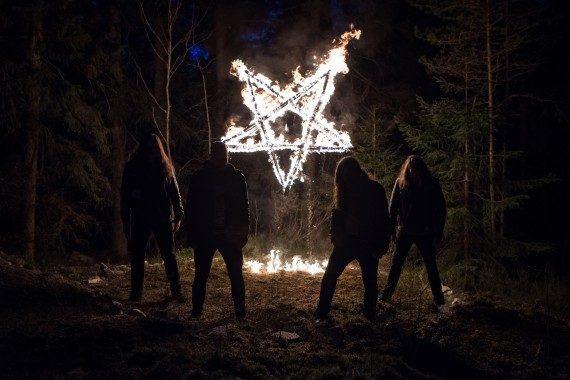 execration - band - 2014
