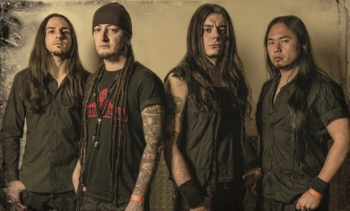 forgotten tomb - band - 2015