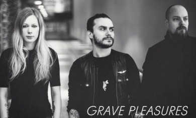 grave pleasures - band - 2015