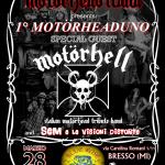 "MOTORHEAD: questo sabato il primo ""Motorheaduno"""