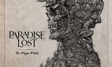 paradise lost - the plague within - 2015