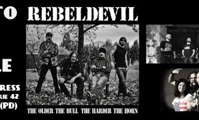 rebeldevil - albignasego - 2015