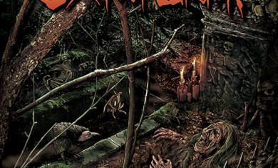 six feet under - crypt of the devil - 2015