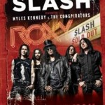 "SLASH: a giugno il live ""Live At The Roxy 25.9.14″"