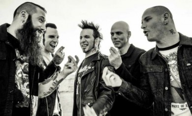 stone sour - band - 2015
