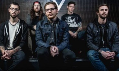 the devil wears prada - band - 2014