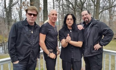 twisted sister - dopo morte pero - 2015