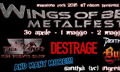 wings of bea locandina 2015