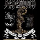 Behemoth + Bölzer + Thaw