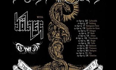 Behemoth - flyer - 2015